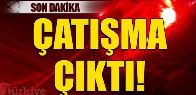 Son dakika! Gaziantep'te çatışma çıktı!