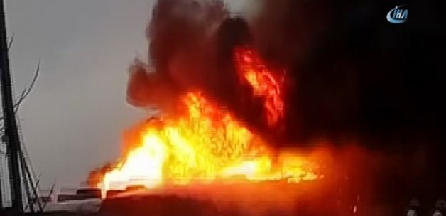 Son dakika haberi... İstanbul'da yangın! Ekipler olay yerinde...