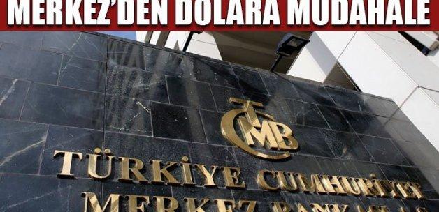 Son Dakika Haberi... Merkez Bankası'ndan dolara müdahale!