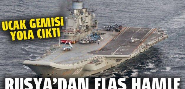 Son dakika... Rusya Suriye'den çekilmeye başladı