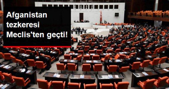 Son Dakika! Türk Askerinin Sınır Dışındaki Görev Süresi, Meclis Kararıyla