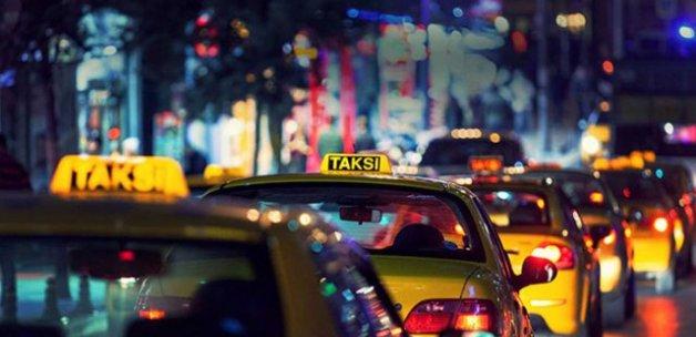 Takside indi-bindi vurgunu