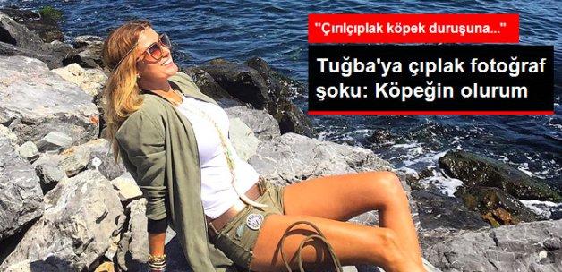 Tuğba Özay Anlattı: Takipçim Çıplak Fotoğrafını Gönderdi