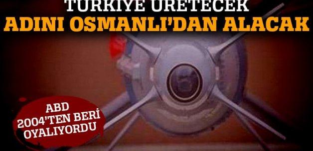 Türk mühendisler geliştirdi! Adını Osmanlı'dan alacak