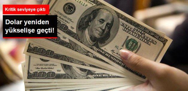 ABD'den Gelen Verilerle Dolar Tırmanışa Geçti
