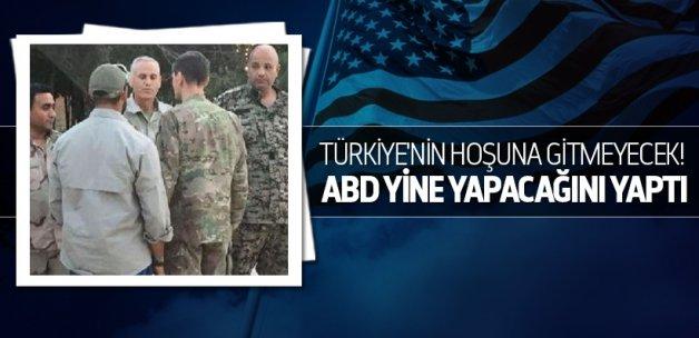 ABD'den Türkiye'yi kızdıracak bir adım daha!
