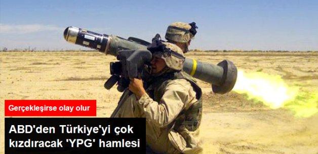 ABD YPG'ye Ağır Silah Sözü Verdi