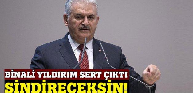 Başbakan'dan Kılıçdaroğlu'na: Sindireceksin!