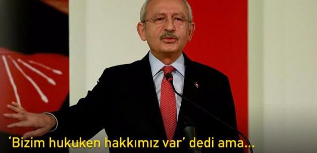 CHP, Anayasa Mahkemesi'ne başvurmayacak
