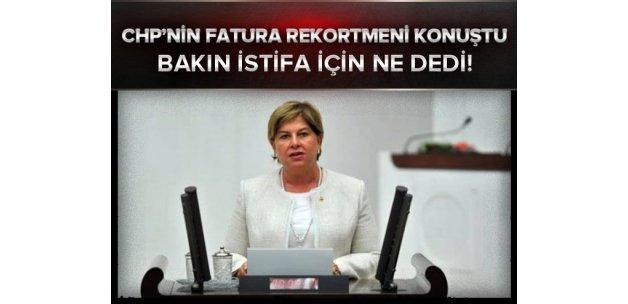 CHP'nin fatura rekortmeni konuştu!