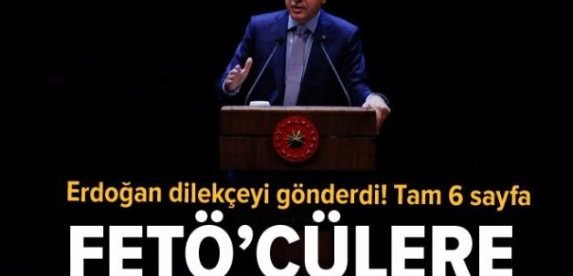 Cumhurbaşkanı Erdoğan'dan 15 Temmuz'la ilgili flaş adım