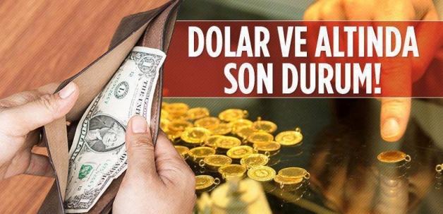 Dolar ve altında son durum!