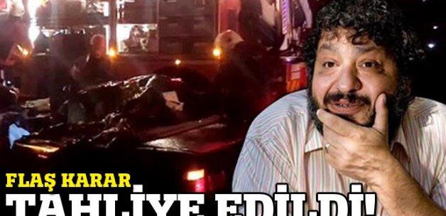 Erdal Tosun'un ölümüne sebep olan sürücü tahliye edildi