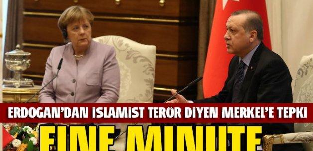 İslam ile terör biraraya gelemez