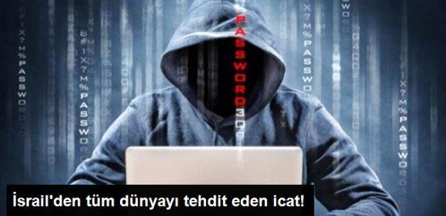 İsrail İnternetsiz Ortamda Bilgisayardan Veri Hırsızlığı Yaptı