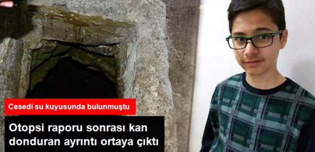 Liseli Ahmet'in Su Kuyusuna