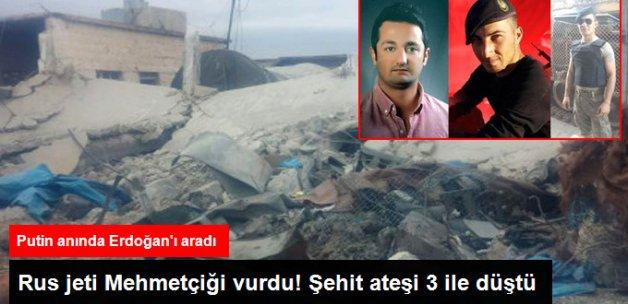 Rus Uçağı Türk Tankçı Karargahını Vurdu: 3 Asker Şehit, 11 Asker Yaralı