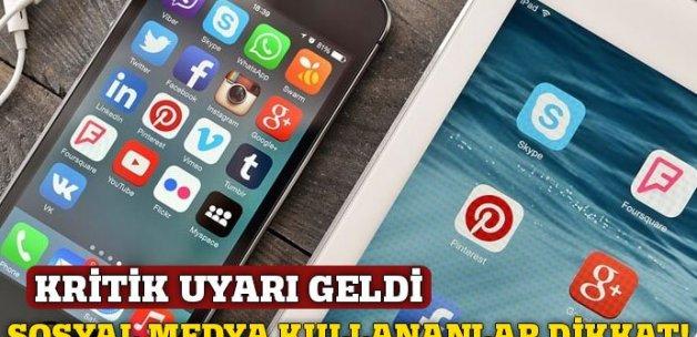 SPK`dan sosyal medya uyarısı!