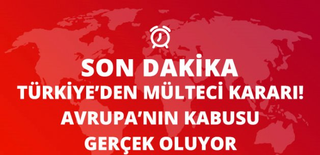 AB Bakanı Çelik: Türkiye Sığınmacı Anlaşmasını Yeniden Değerlendirecek