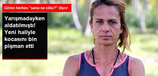 Aldatılan Survivor Yarışmacısı Nagihan, Yeni Haliyle Eşini Pişman Etti