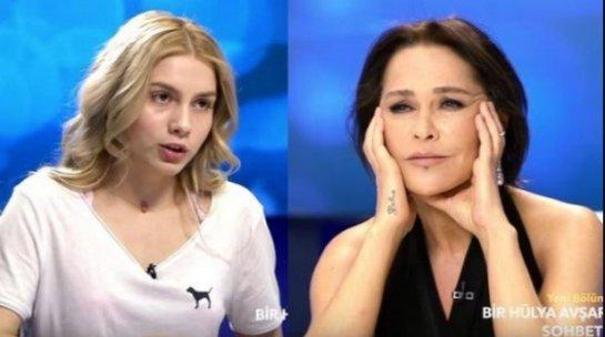 Aleyna Tilki, Hülya Avşar'ı böyle çıldırttı!