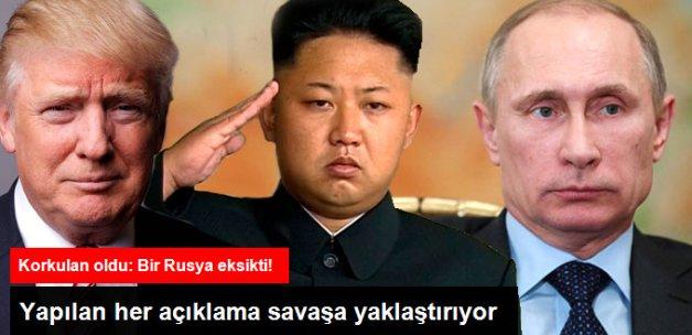 Asya'da Savaş Çanları: Kuzey Kore İle ABD Krizine Rusya da Katıldı