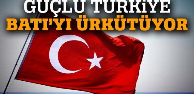 Azerbaycanlı uzmanlar: Güçlü Türkiye, Batı'yı tedirgin ediyor