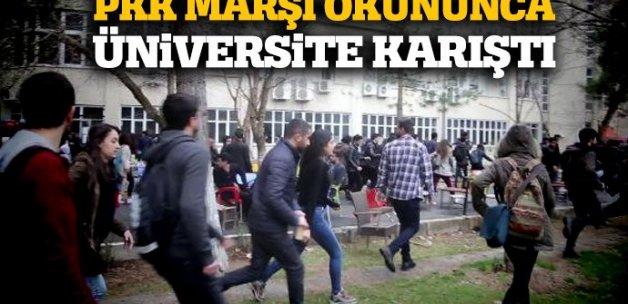 Dicle Üniversitesi'nde Nevruz gerginliği: 16 öğrenci gözaltında