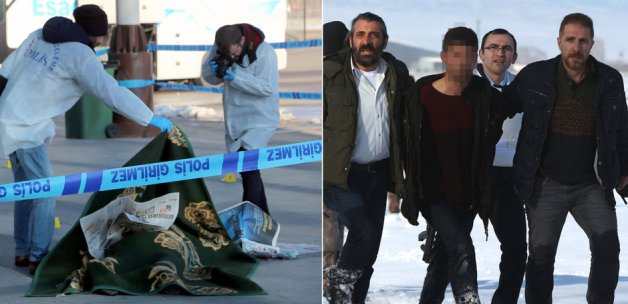 Erzurum'daki 'kan davası' cinayeti zanlısını Özel Harekat yakaladı