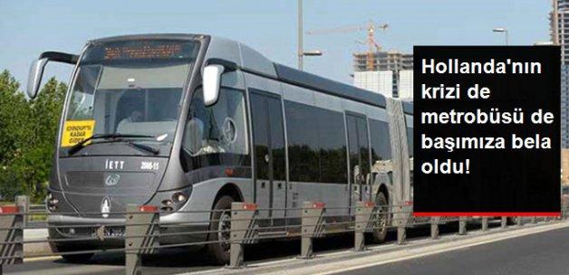 Hollanda'dan Alınan Otobüsler, İETT'nin Başına Dert Oldu