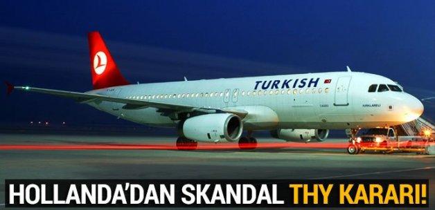 Hollandalı tur operatörü THY ile işbirliğine son verdi