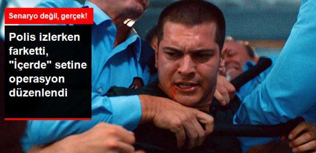 """""""İçerde""""yi İzleyen Polisler Aradıkları Tarihi Eseri Ekranda Gördü!"""