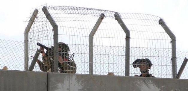 İsrail makamları Ramallah'taki 'Ayrım Duvarı' inşasını onayladı