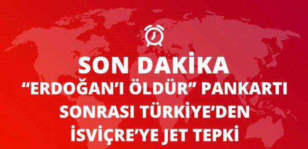İsviçre'nin Ankara Büyükelçi Yardımcısı Dışişleri'ne Çağrıldı