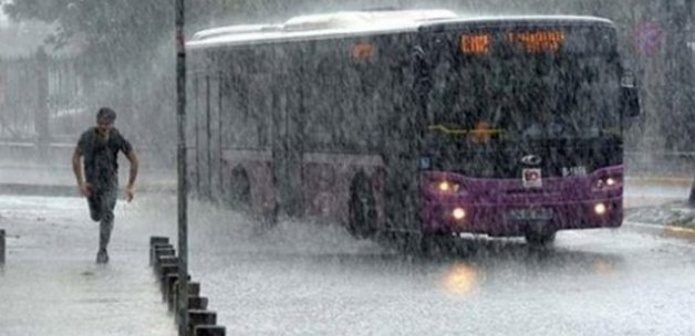 Meteorolojİ'den İstanbul için bir uyarı daha geldi