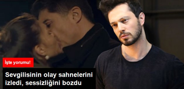 Murat Boz, Aslı Enver'in Öpüşme Sahnesine: Oyunculuğu Son Nokta