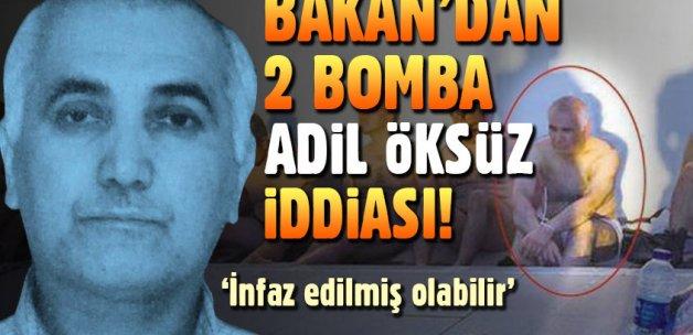 Son dakika: Bekir Bozdağ'dan flaş Adil Öksüz açıklaması