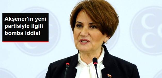 Akşener'le İlgili Bomba İddia: Yeni Partisi 'MTP' Olacak