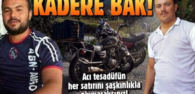 Aydın'da abi-kardeşi ayıran en acı tesadüf