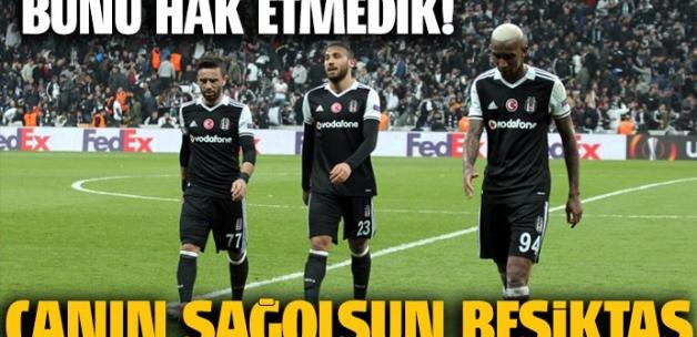 Beşiktaş 2-1 (6-7) Lyon