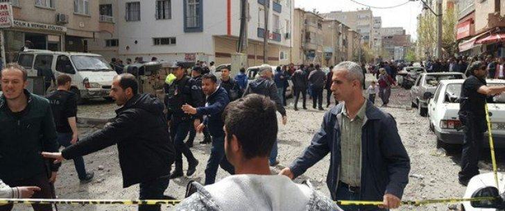 Diyarbakır'daki patlamada yaralı sayısı 10'a yükseldi
