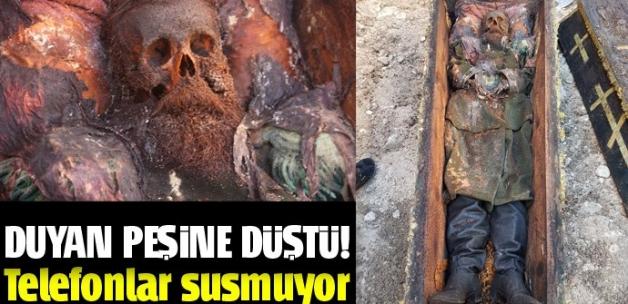 Dün çürümemiş cesedi bulunmuştu, Ruslar peşine düştü!