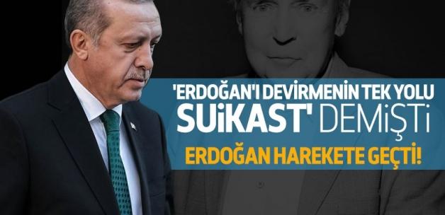 Erdoğan'dan Fransız siyasetçiye suç duyurusu!