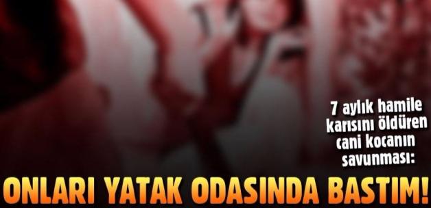 Kayseri'de hamile eşini boğarak öldüren koca: Beni aldatıyordu