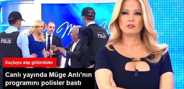 Kız Kaçırma Davasından Aranan Şüpheli, Müge Anlı'nın Programında Tutuklandı