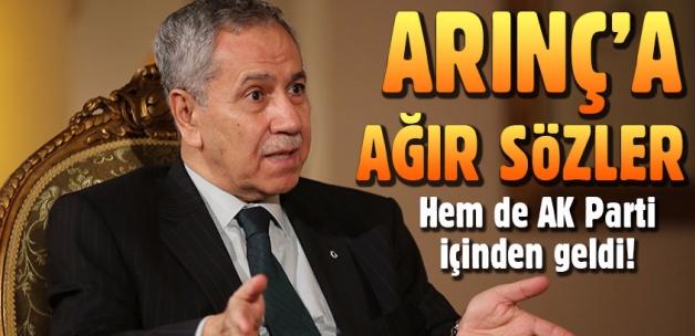 Mehmet Metiner'den Bülent Arınç'a çok ağır sözler