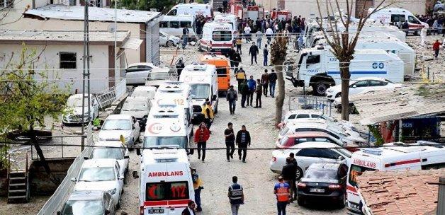 Soylu: Diyarbakır'daki patlamanın terör kaynaklı olduğu ortaya çıktı