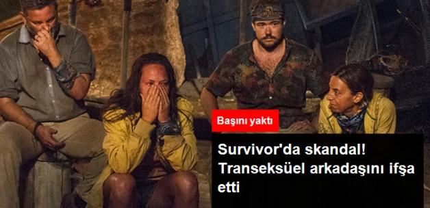 Transeksüel İfşası Survivor Yarışmacısının Başını Yaktı