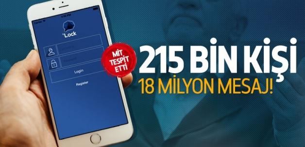 215 bin kişinin ByLock mesajları deşifre edildi