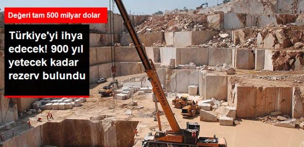 500 Milyar Dolarlık Mermer Rezervi İçin Yatırımcılar Sıraya Girdi